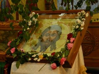 Спас Нерукотворный в Свято-Троицком соборе